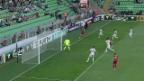 Video «MDA-GEO: Ball draussen, Spiel läuft weiter, Tor» abspielen