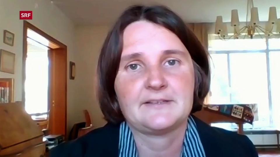 Epidemiologin Olivia Keiser denkt, dass die Ansteckungsgefahr von Kindern unterschätzt wird.