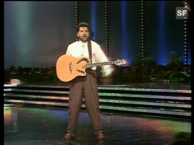 Video «Salvo am Grand Prix der Volksmusik Finale 1989» abspielen