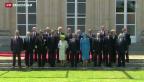 Video «D-Day-Feier bringt Putin und Obama zusammen» abspielen
