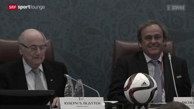 Video «Fussball: Kann der Verein Fifa aufgelöst werden?» abspielen