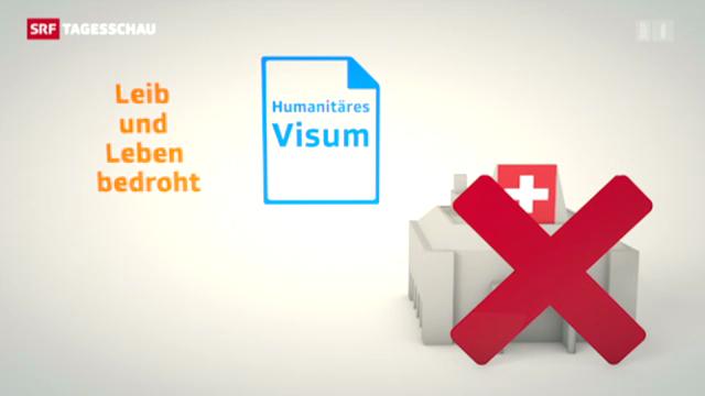 Asyl für Snowden in der Schweiz?