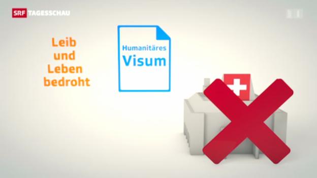 Video «Asyl für Snowden in der Schweiz?» abspielen