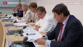 Video «Gegner der MwSt-Initiative wollen Wirte nicht entlasten » abspielen