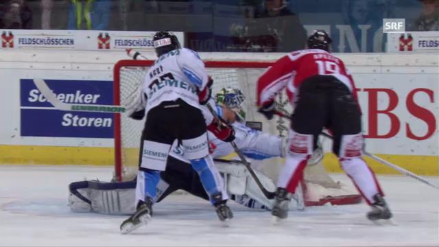 Zusammenfassung Team Canada - Fribourg («sportlive»)