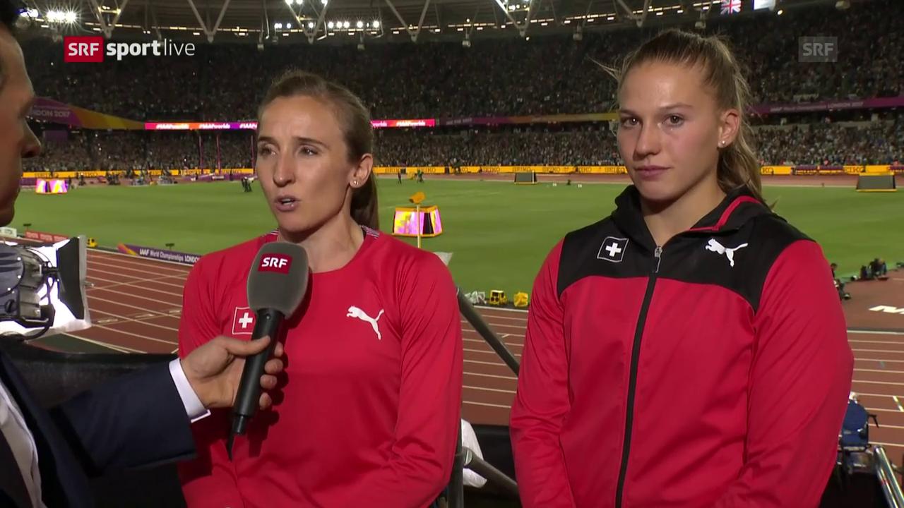 Büchler und Moser im Interview