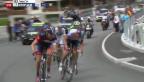 Video «Tour de Suisse: Costa siegt zum dritten Mal» abspielen