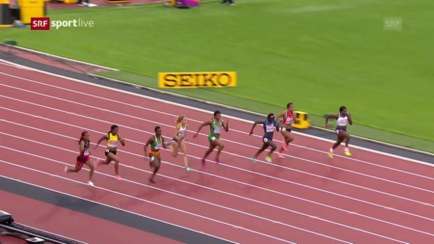 Video «Der Halbfinal-Lauf von Salomé Kora» abspielen