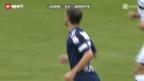 Video «SL: Luzern - Servette» abspielen