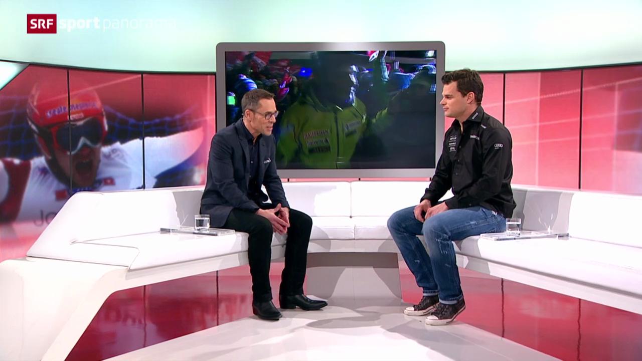 Ski Alpin: Gesprächsgast Patrick Küng, Teil I
