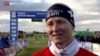 Video «OL: WM in Inverness» abspielen