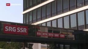 Video «Radiostudio Bern zieht nach Zürich» abspielen