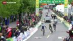 """Video «""""Freiburger Rundfahrt"""" bei der Tour de Romandie» abspielen"""