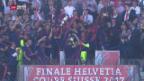Video «Basler Fussballfest in Genf» abspielen