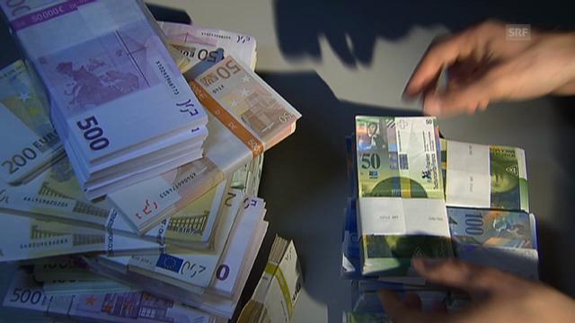 Der Euro erholt sich schon laenger.