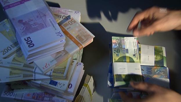 Video «Der Euro erholt sich schon laenger.» abspielen