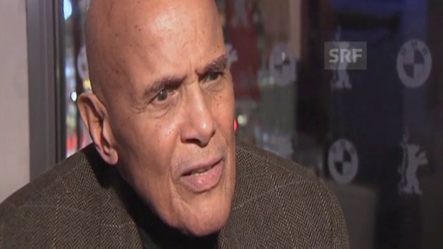 Video «Harry Belafonte zum Dokumentarfilm «Sing your song»» abspielen