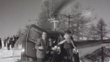 Video «1960: Die Könige landen in Chandolin (VS)» abspielen
