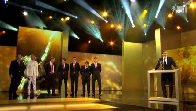 «Sports Awards»: Team des Jahres U21-Nationalmannschaft