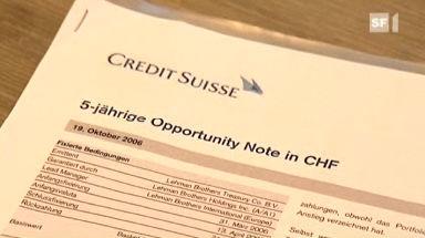 Video «Finanzkrise: So kommen Anleger zu ihrem Geld» abspielen
