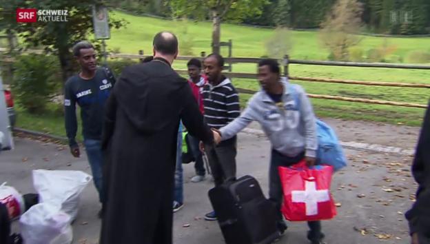 Video «Schweiz aktuell vom 07.10.2014» abspielen