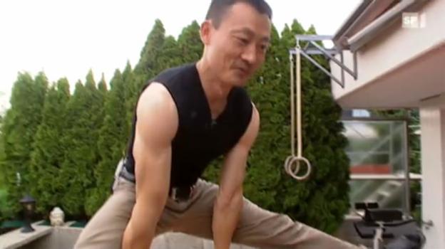 Video «Goldenes Rüebli – Teil 1: Donghua Li» abspielen