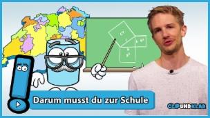 Video «Schulpflicht: Warum muss ich zur Schule?» abspielen