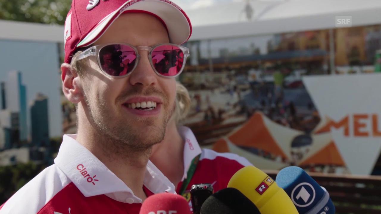Vettel über das neue Qualifying