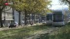Video «Wieder tödlicher Unfall mit Zürcher Tram» abspielen