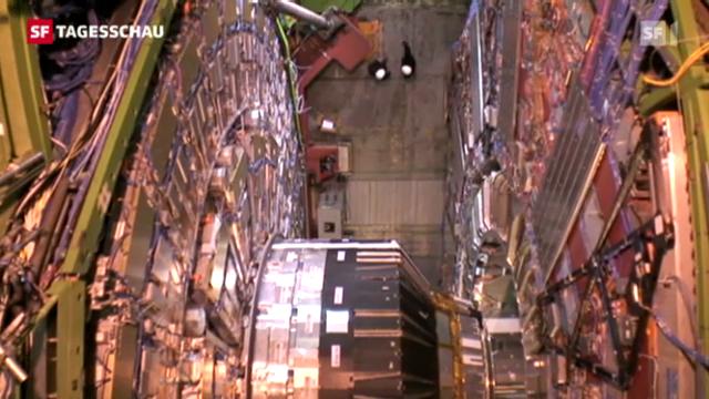 Cern: Higgs-Teilchen in Reichweite
