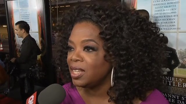 Oprah Winfrey nimmt zum «Täschligate» Stellung