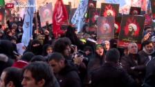 Video «UNO verurteilt Anschlag auf Saudis Botschaft» abspielen