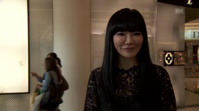 Georgia Lee aus Singapur