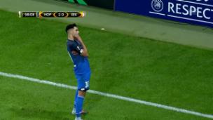 Video «Hoffenheim schlägt Basaksehir souverän» abspielen