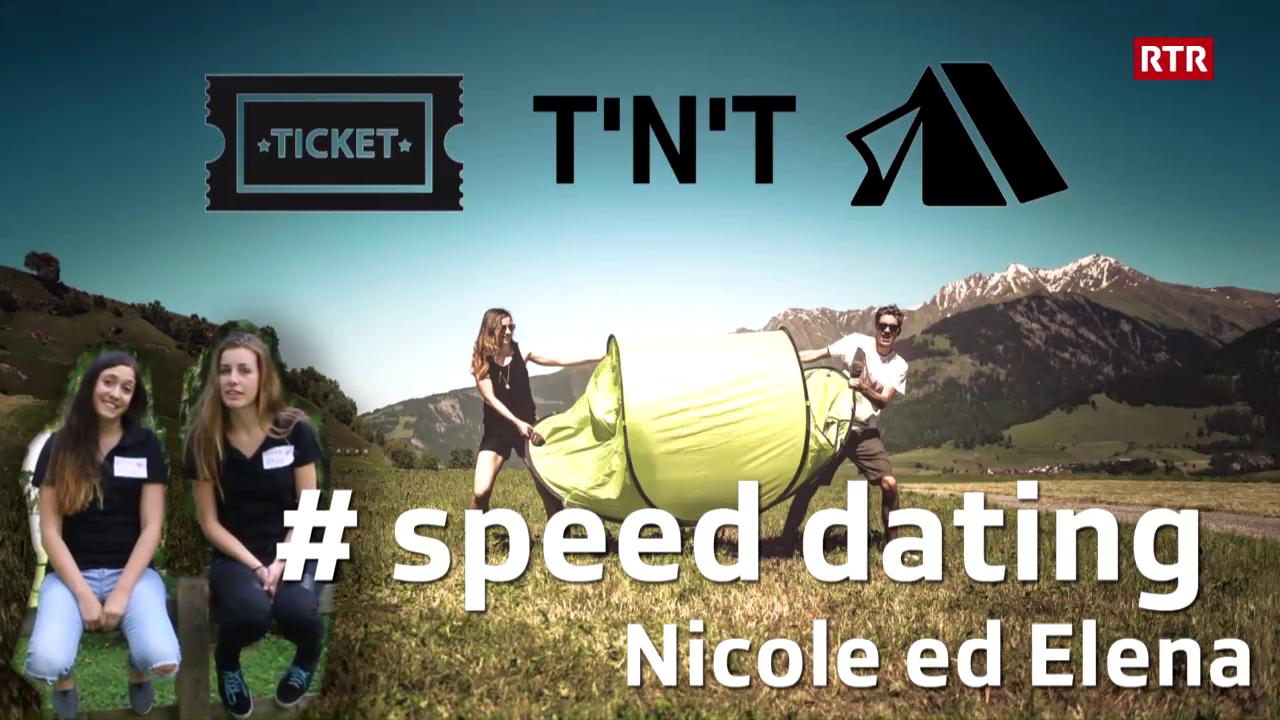 Victuras tickets e tendas - Nicole ed Elena