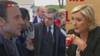 Video «FOKUS: Endspurt bei den verschiedenen Kandidaten» abspielen