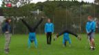 Video «Die turnverrückte Gasser-Familie an den Team-SM» abspielen