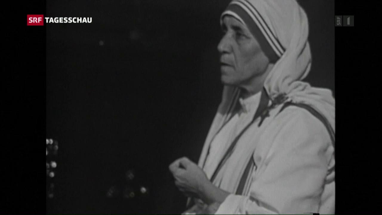 Das Werk Mutter Teresas