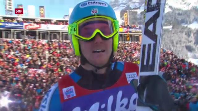 Ski: Riesenslalom Adelboden («sportaktuell»)