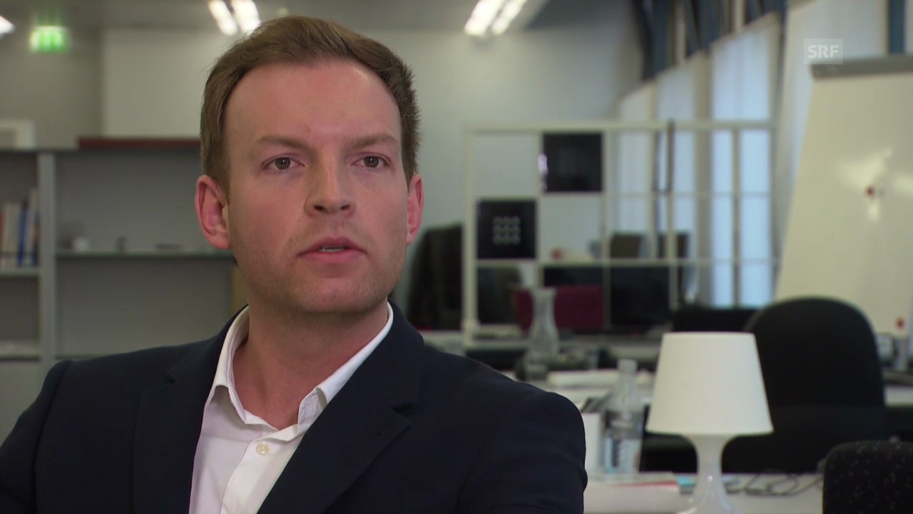 Manuel Gerres über das Start-up-Konzept der SBB