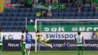 Video «Luzern gewinnt Cup-Derby gegen Kriens» abspielen