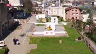 Video «Post testet Drohnen» abspielen