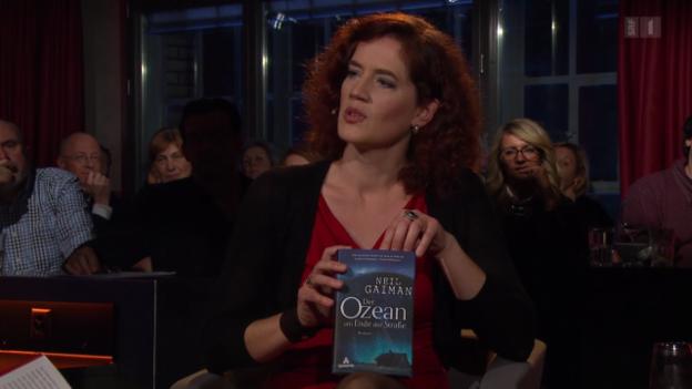Video «Literaturclub: Buchempfehlung «Der Ozean am Ende der Strasse»» abspielen