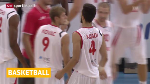 Video «Basketball: Nati-Rückzug abgewendet» abspielen