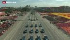 Video «China rüstet auf» abspielen