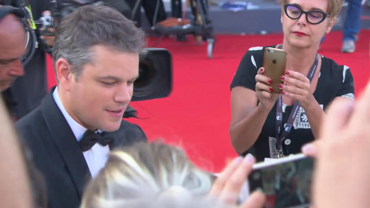 «Downsizing» mit Matt Damon beim Filmfestival in Venedig
