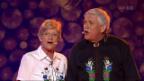 Video «Cornelia, Ursula und Paul: «Alls was bruuchsch»» abspielen