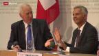 Video «Neuer Chefunterhändler für EU-Dossiers» abspielen