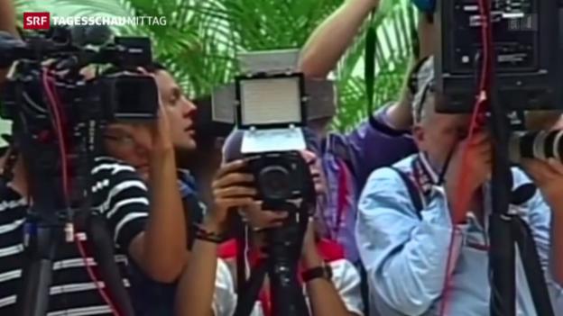 Video «Kolumbien: Neue Friedensverhandlungen» abspielen