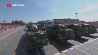 Video «Welt ohne Atomwaffen» abspielen